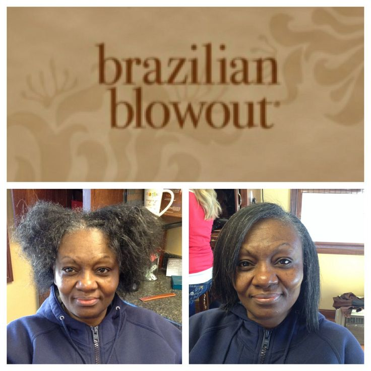 Brazillian blowout