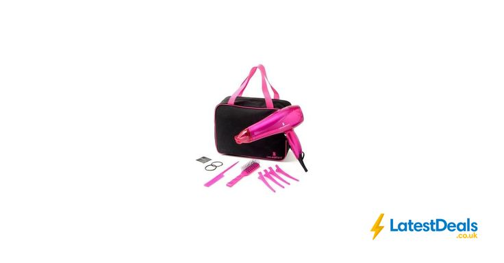 Lee Stafford Blow and Go Hairdryer Kit *HALF PRICE* Free C&C, £25 at Very.co.uk