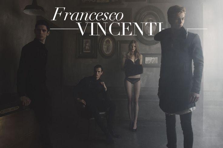 Cosa possiamo esprimere attraverso una foto? Ce lo spiega Francesco Vincenti Fashion Photographer READ http://bit.ly/1FwO3YY