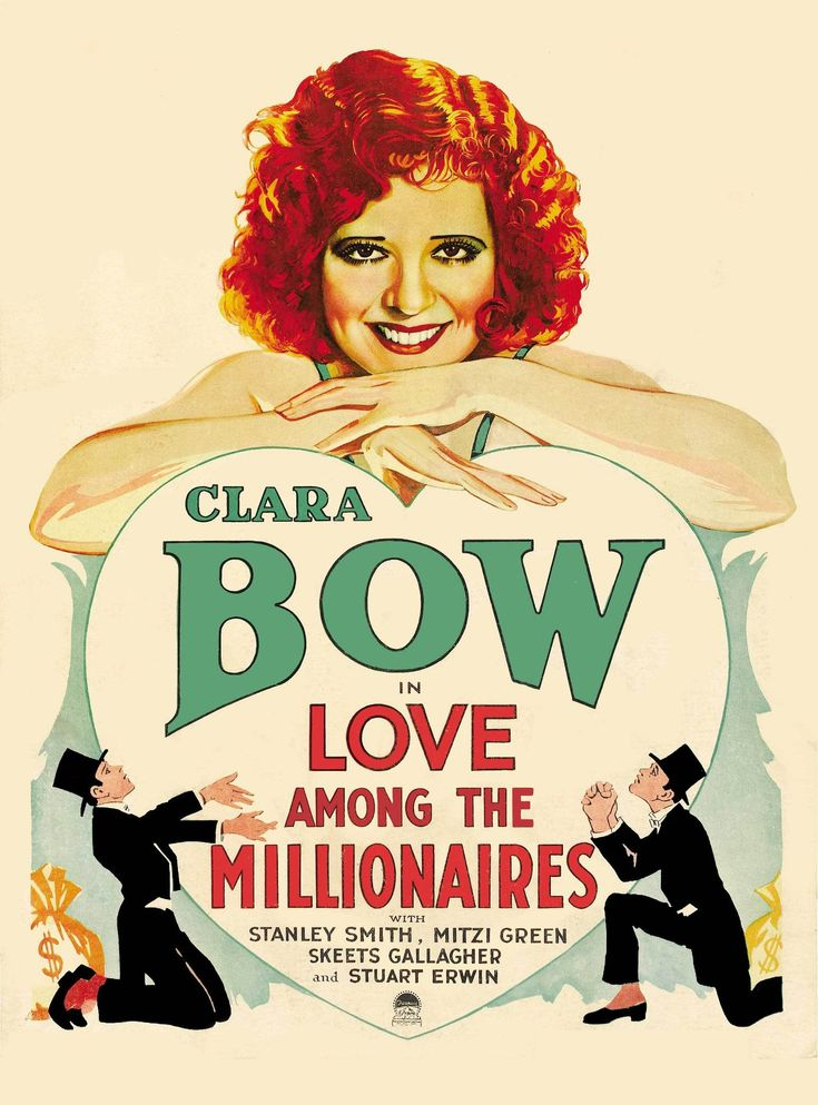 Clara Bow in Love Among The Millionaires 1930
