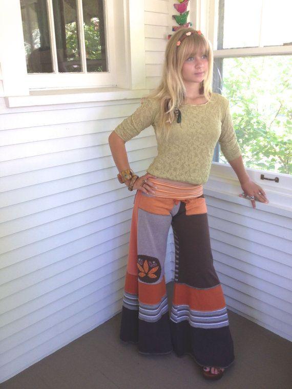 Super-cool gaucho pants.
