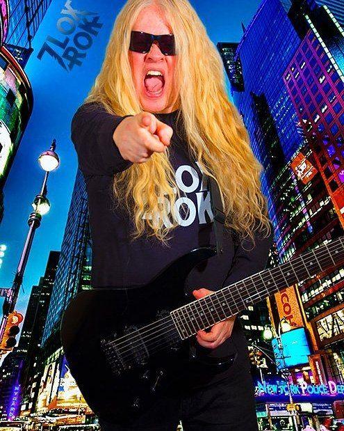"12 Likes, 1 Comments - 7 Lox Rok (@7loxrok) on Instagram: ""Hey you! Keep rockin all day long! #rock #metalmusic #heavymetal #band #heavyrock #sexymen #music…"""