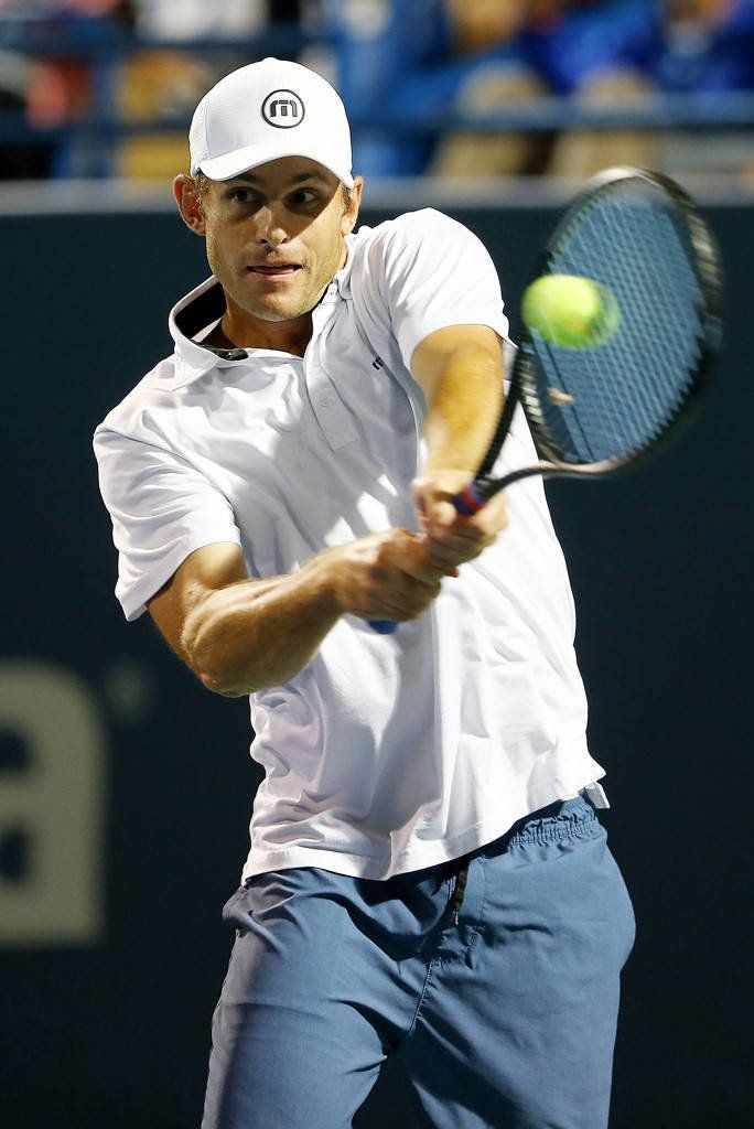 Andy Roddick Threw Away All His Tennis Trophies–Except One #Paparazzi #except #roddick #tennis #threw