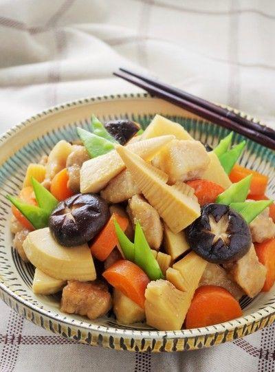 今が旬!たけのこと豚バラ肉の煮物 by 高羽ゆき(handmadecafe)さん ...