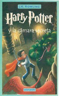 Cazadora De Libros y Magia: Harry Potter y La Cámara Secreta - Saga Harry Pott...