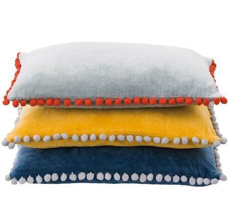 Pom Pom cushions