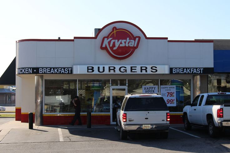 The Unlikely Gospel of the Krystal Breakfast Scrambler