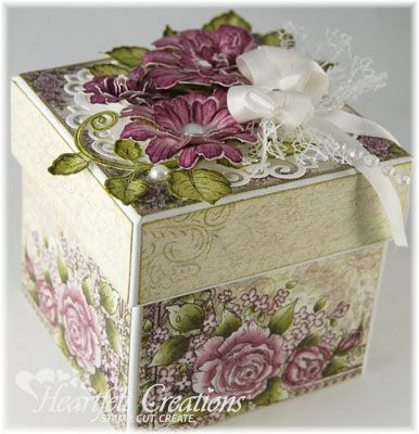 Heartfelt Creations | Majestic Blooms Box