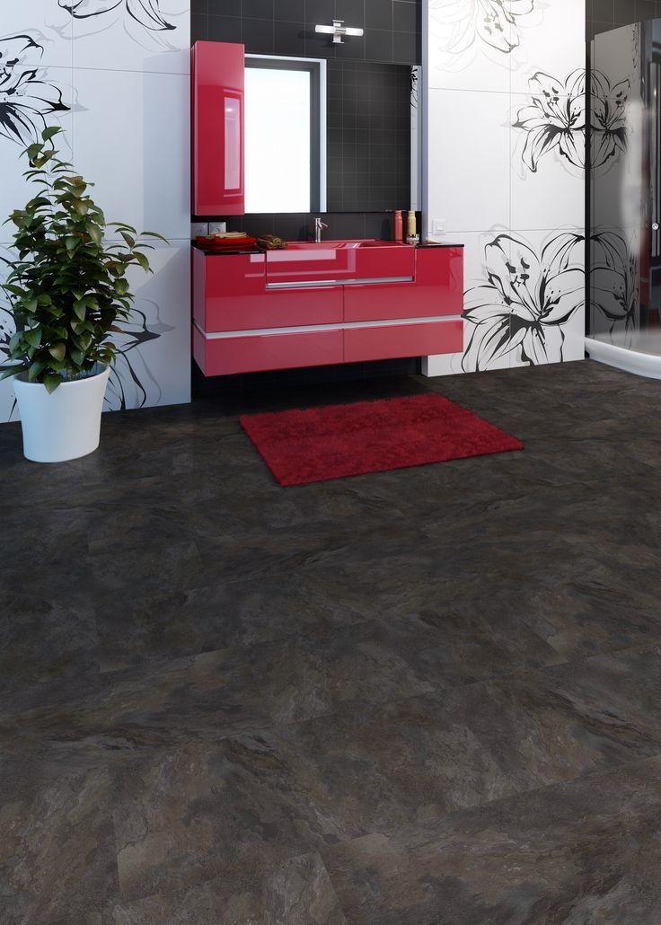 26 best klick vinylboden stone images on pinterest. Black Bedroom Furniture Sets. Home Design Ideas