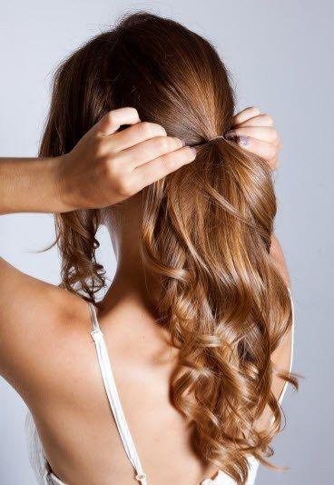 Comment réaliser une coiffure grecque : tutoriel coiffure grecque - aufeminin