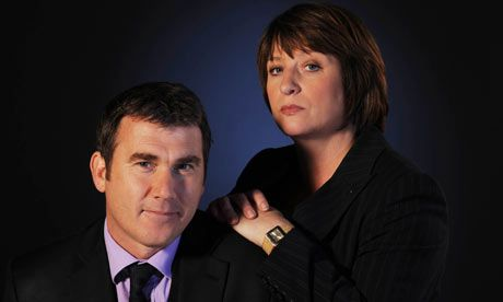 Blue Murder: Ian Kelsey and Caroline Quentin