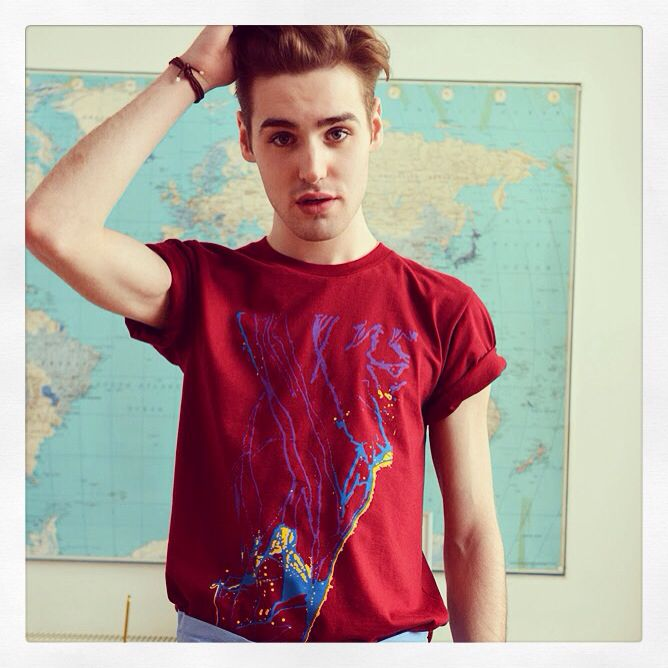 The gorgeous Toby wearing our Grr TShirt. Discover the inspiration behind the design in our latest blog post becomingraje.blogspot.co.uk A x