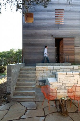 Tower House / Andersson Wise Architects Location: Leander, Texas, USA, 2008