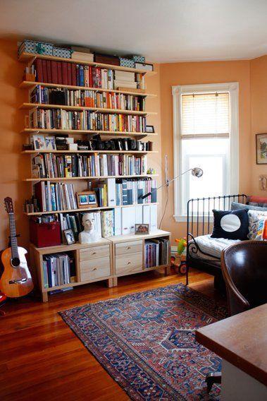 Danielle & Derek's Somerville Sanctuary — House Tour | Apartment Therapy
