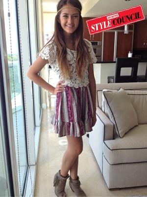 Style Council Natalieu0026#39;s Boho-Chic Look