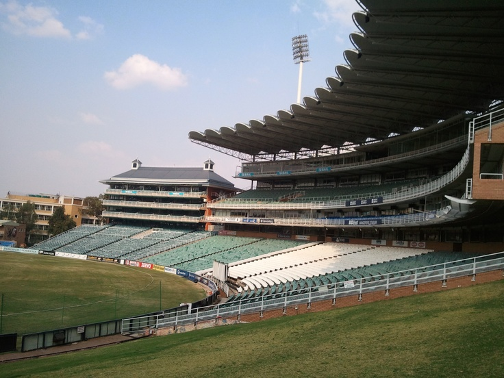 Wanderers cricket ground in Johannesburg, Unity stand