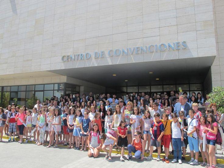 Premios de Medio Ambiente para alumnos de Alcalá la Real, Huesa, Arjonilla y Pegalajar
