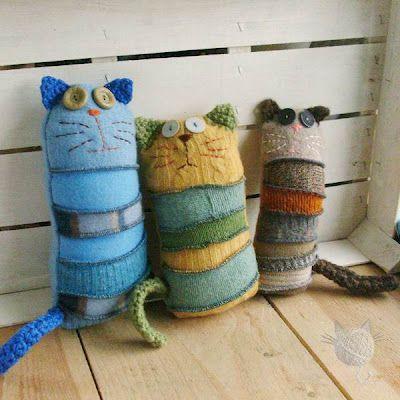 Jeśli macie niepotrzebne sweterki to przesyłajcie je do Sankowo ;) już tam będą wiedzieli co z nimi zrobić…
