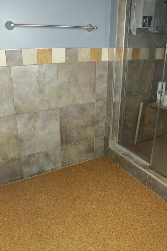 cork tiles bathroom 16 best cork bathroom flooring images on 12526