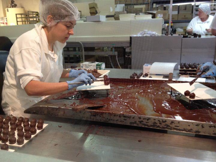 Haigh's Chocolate Factory à Parkside, SA