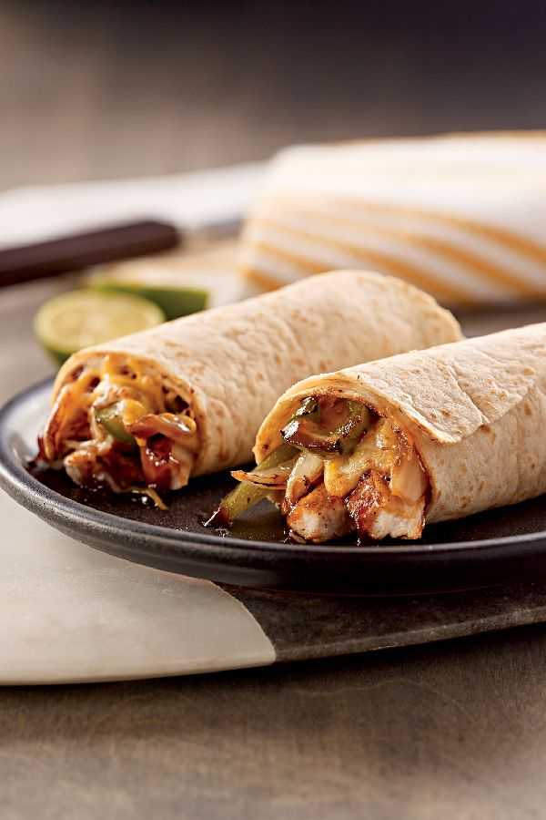 mexican tortilla wrap recipe chicken