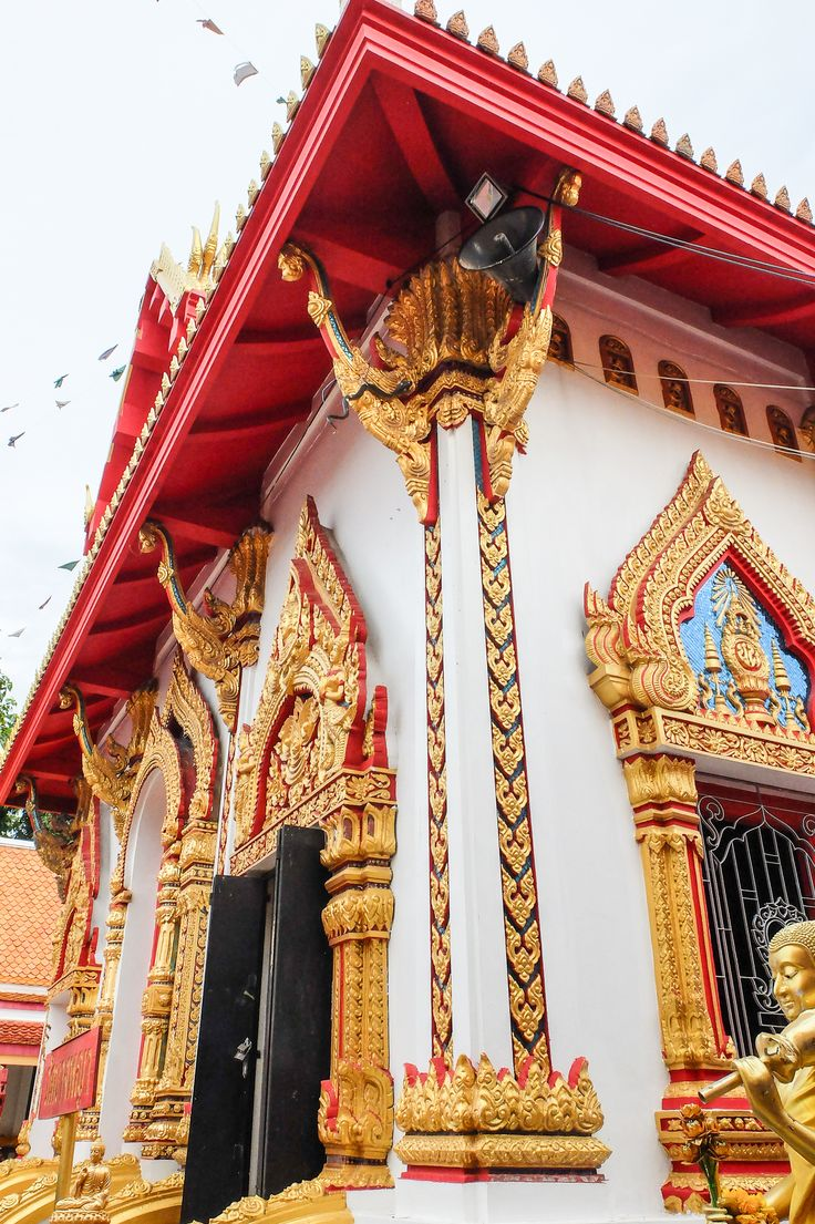 Temple in Phitsanulok, Thailand