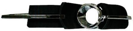 2008-2012 Chevy Malibu Lower Outer Grille LH W/ Fog Lamp Malibu LT/LTZ 08-12