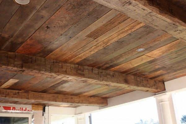 Rough Wood Planks ~ Images about ceilings on pinterest pictures