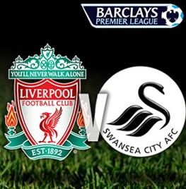 Bola Online : Liverpool Menghadapi Swansea City