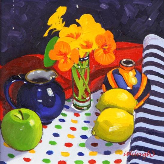 Frank Colclough, gorgeous colours