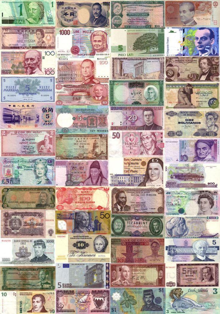#iloveyoumorethan Bank notes