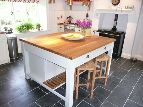 Hand made bespoke kitchen centre island cupboards for Kitchen with centre island