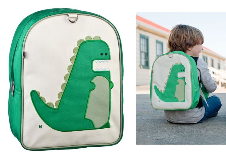 Beatrix NY little kids backpack detail (2-5 yrs)