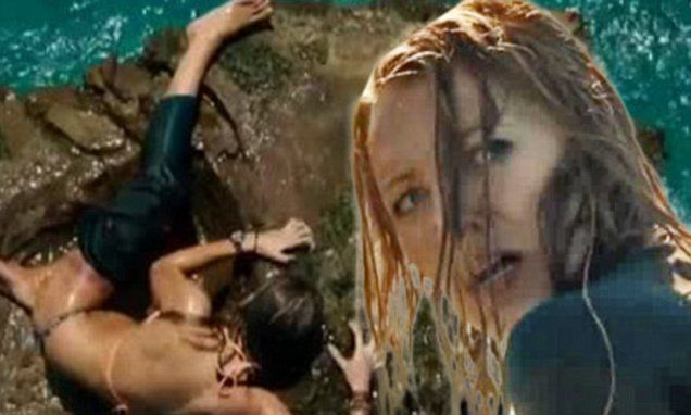 Blake Lively faces off with terrifying shark in The Shallows trailer