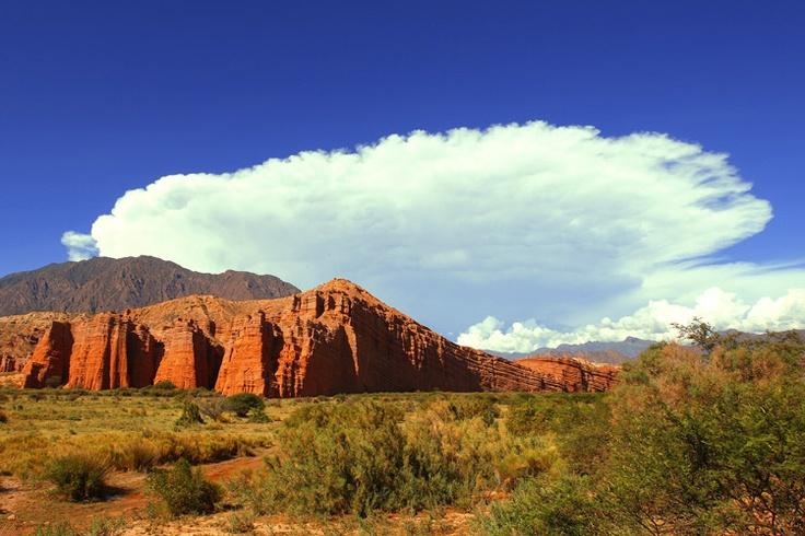 Red Rock Trek - Cafayate, Argentina