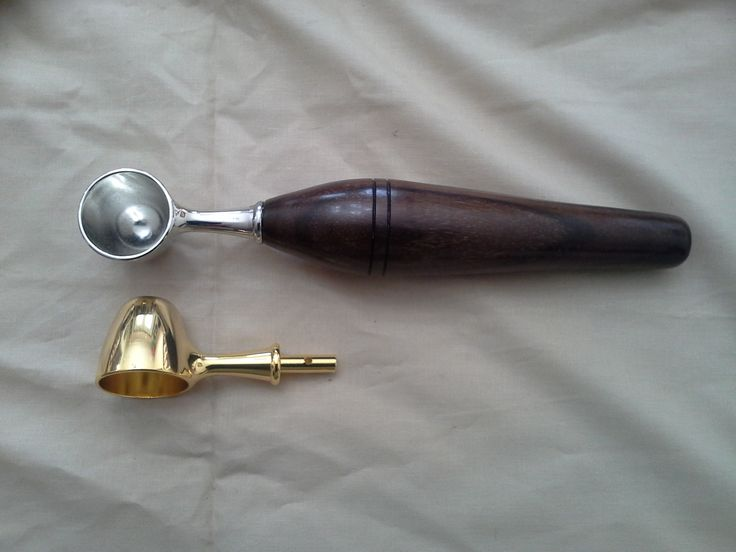 Indian Rosewood handle