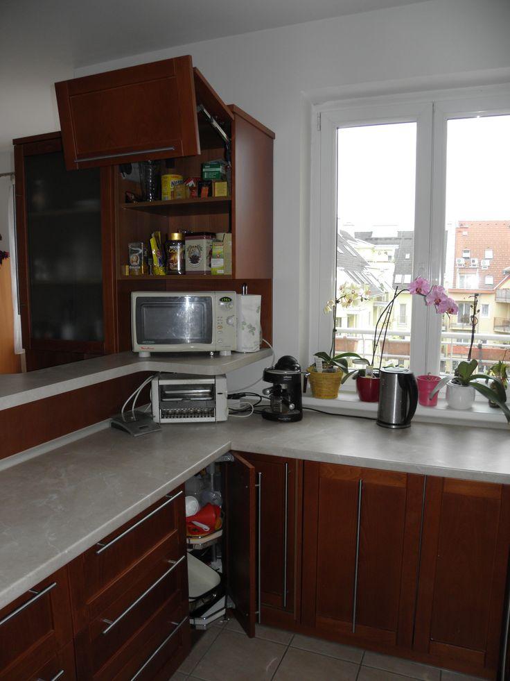 Modern konyhabútor amerikai konyhába