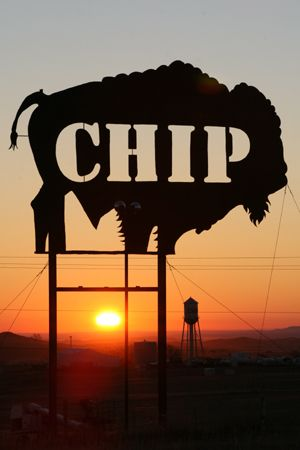 The Legendary Buffalo Chip, Sturgis, South Dakota