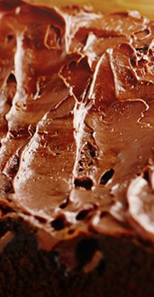 Frosted Brownie with MARS Bars Recipe