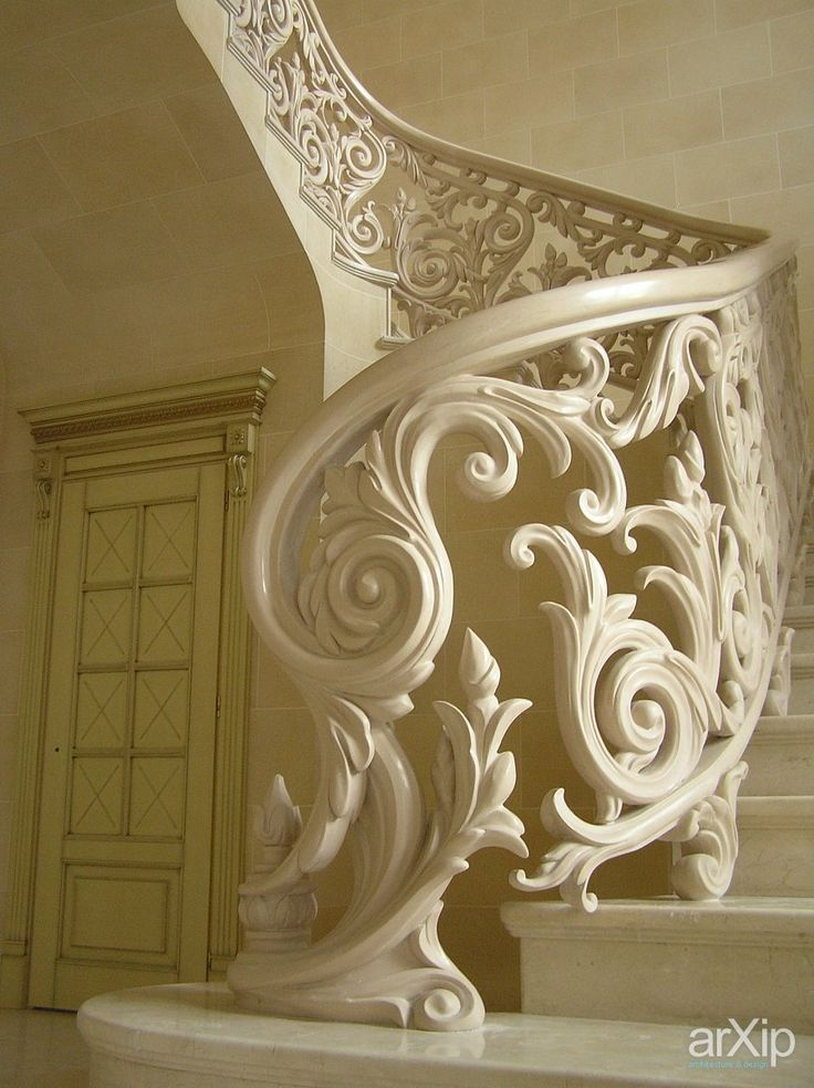 detailed stairs case