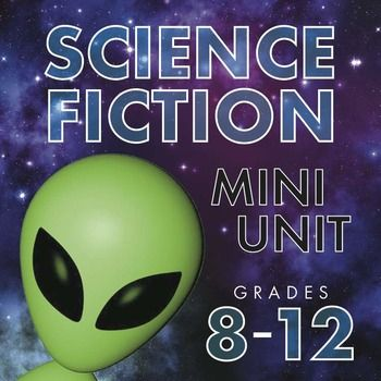Take a trip to another dimension as you introduce your students to the delights and horrors of modern science fiction. Using the works of writers such as Ray Bradbury, Kurt Vonnegut Jr., and Isaac Asimov, this two (or three, depending on pacing) week mini-unit will entertain and challenge your advanced middle school and high school classes.
