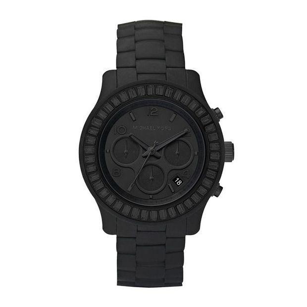 Michael Kors Black Womens Watch
