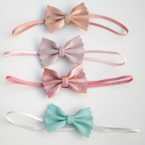 17 Best Ideas About Leather Bow On Pinterest Diy Leather