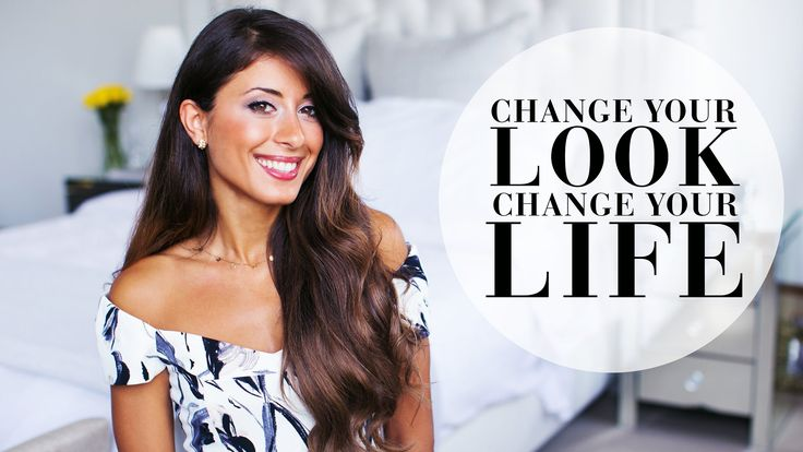 Change Your Look Change Your Life u dont know how to change ur life? She gonna help u with it..!