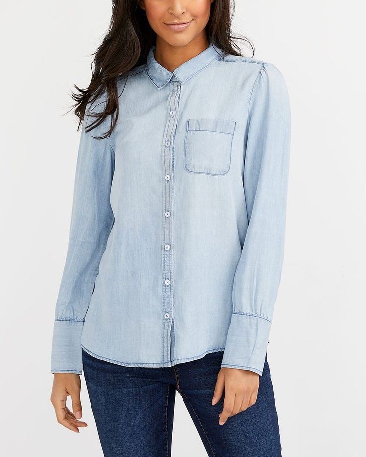 Shop online for Lyocell Shirt. Find Blouses, Shop All and more at Reitmans