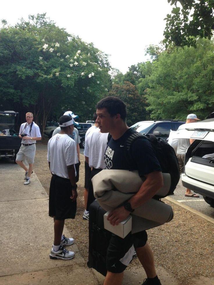Luke kuechly moving into training camp