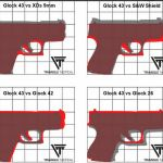 Should I buy a Glock 43 or S&W M&P Shield - 9mm Pocket Pistol Comparison