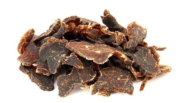 Biltong: Was auf den ersten Blick befremdlich aussieht, ist eine südafrikanische Spezialität: Der ideale Snack für zwischendurch, zum selber machen.