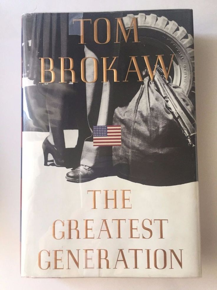 The Greatest Generation by Tom Brokaw (1998, Hardcover)