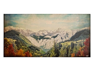 Mountains - vancharlesart.com
